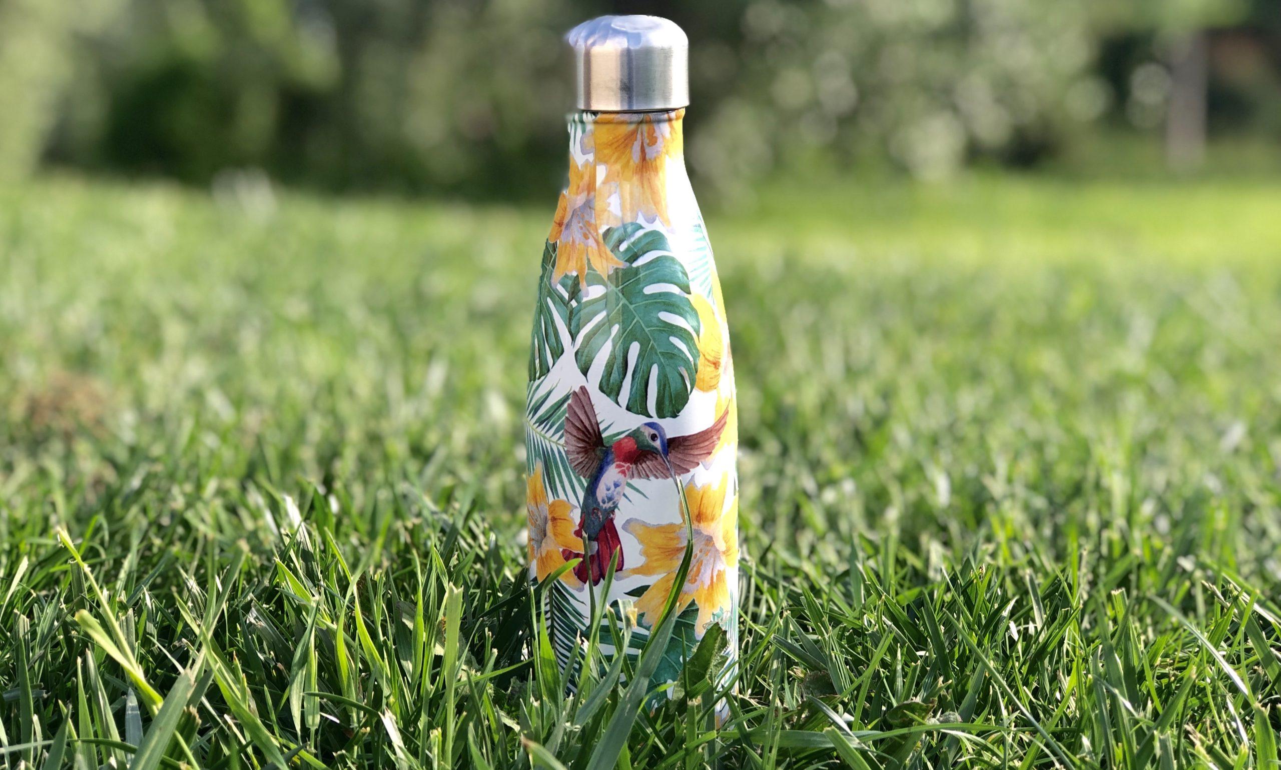 Bottiglie ecosostenibili.. quale scegliere?