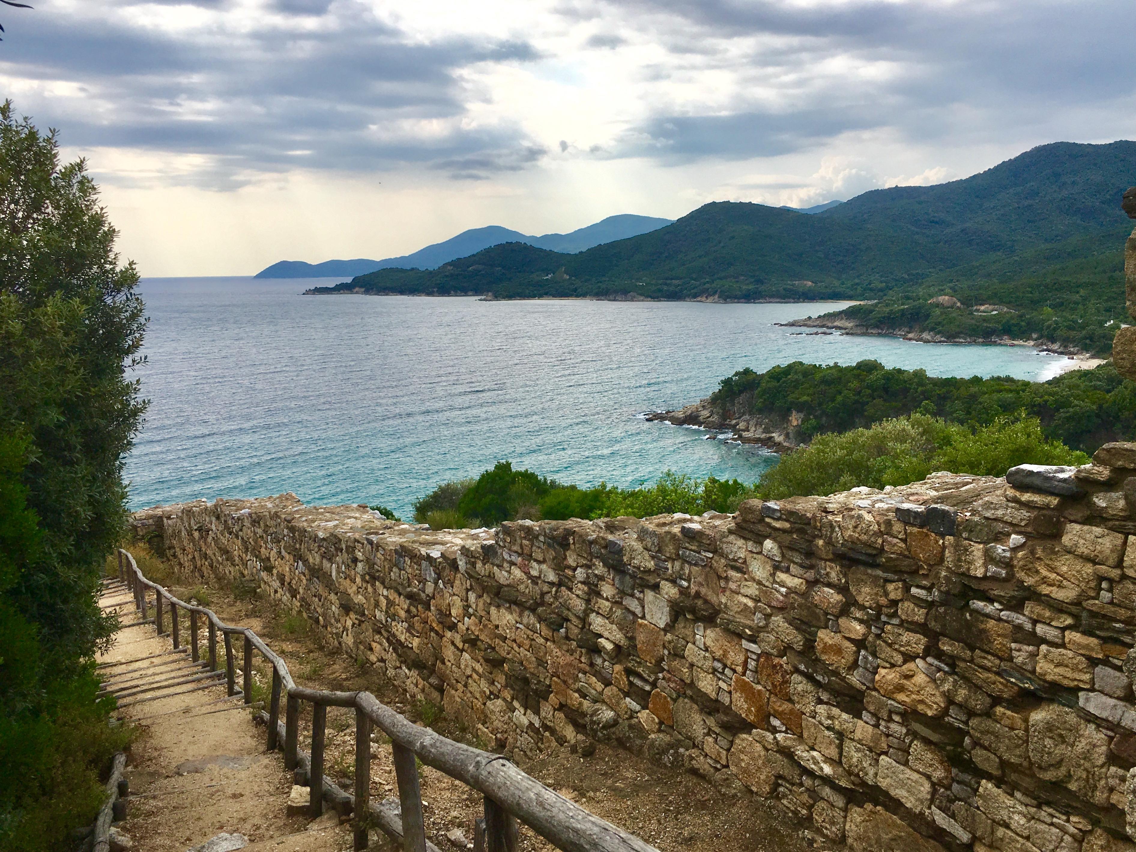 Stagira, la città natale di Aristotele
