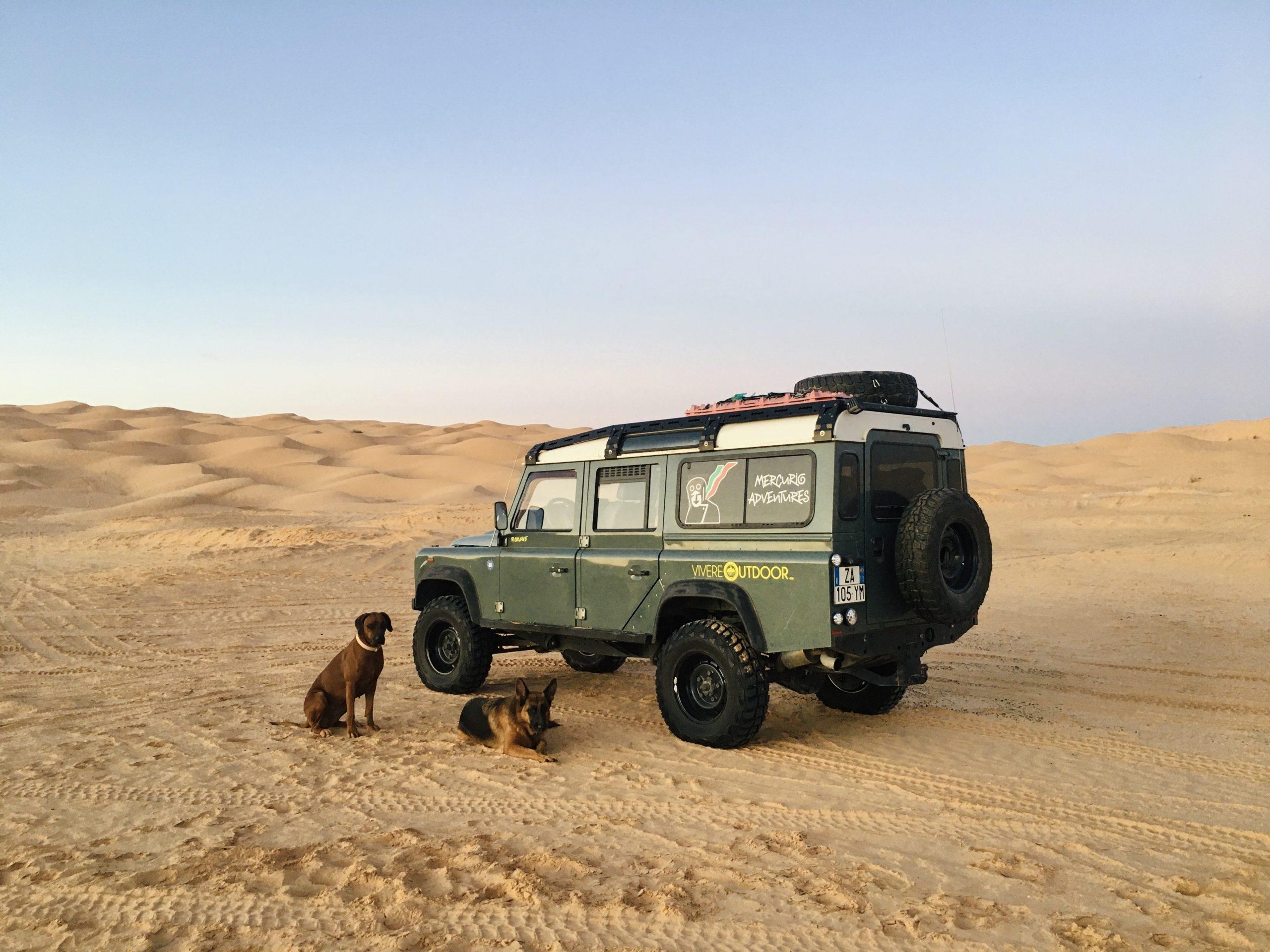 Il nostro viaggio in Tunisia.. in 4×4