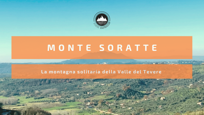 Monte Soratte – la montagna solitaria