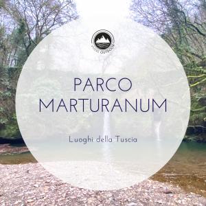 Luoghi della Tuscia: il Parco Marturanum