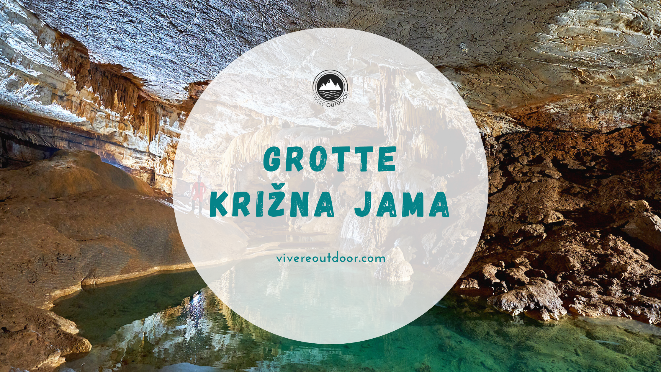 Grotte di Križna jama (Slovenia)